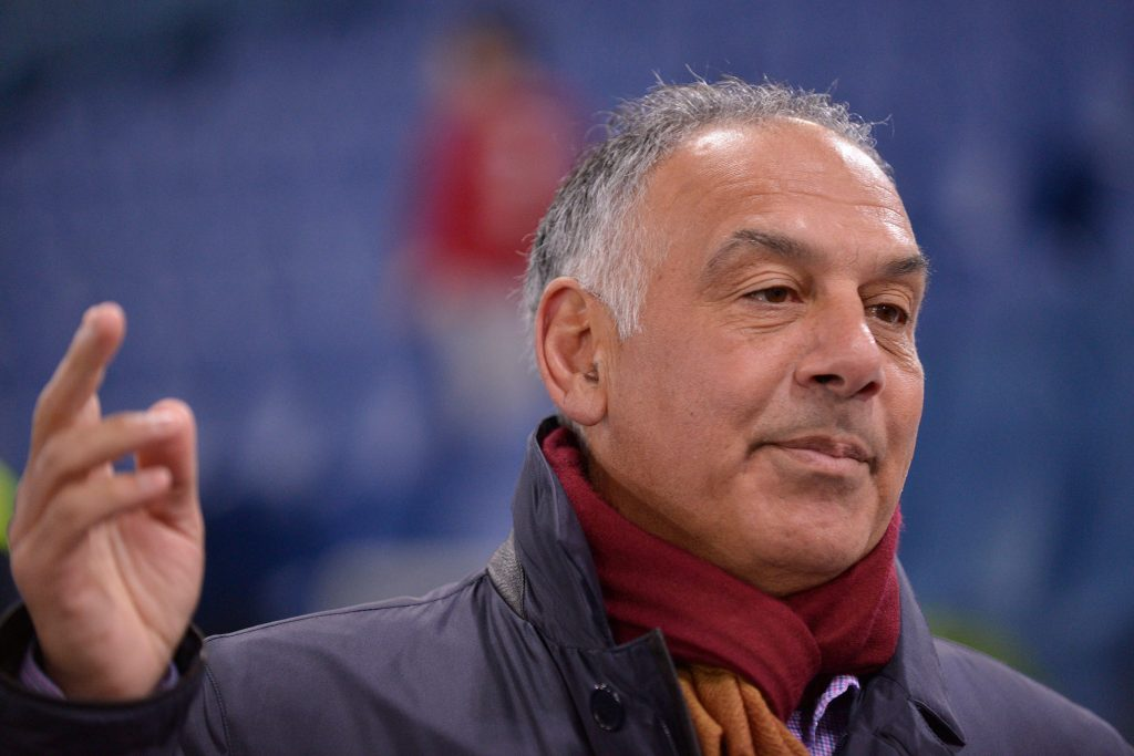 FK2CKW Rome, Italy. 04th Mar, 2016. James Pallotta President of AS Roma prior the Serie A match between AS Roma and ACF Fiorentina at Stadio Olimpico on March 4, 2016 in Rome, Italy. Credit:  marco iorio/Alamy Live News