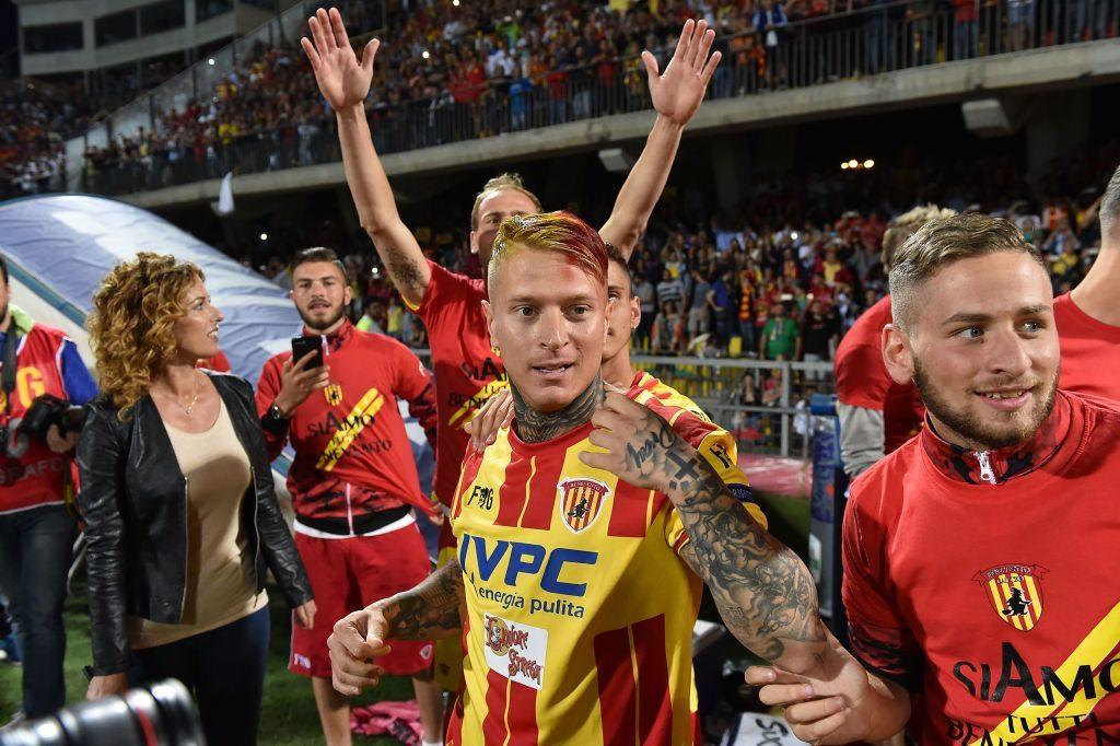 Benevento fans