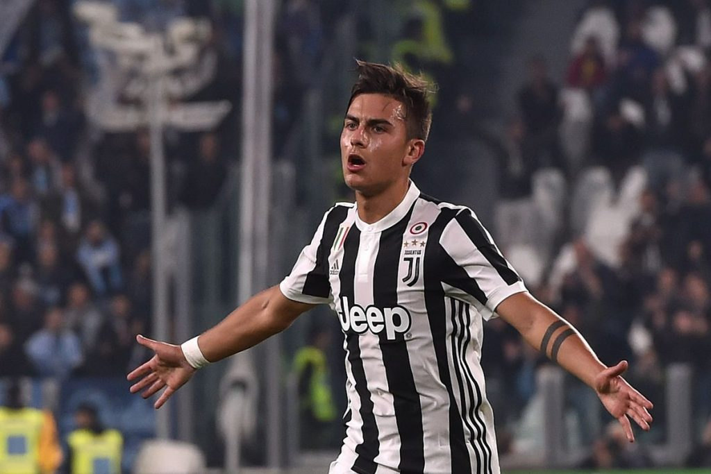 Paulo Dybala Set for Juventus Exit