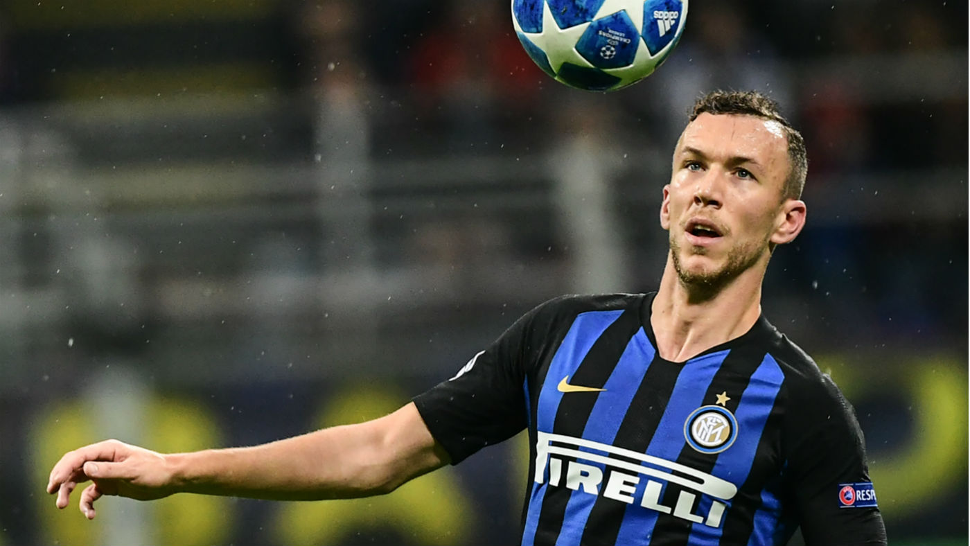 Internazionale Finally Open to Ivan Perisic Departure