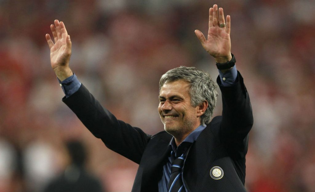 Jose Mourinho Linked with Internazionale Return