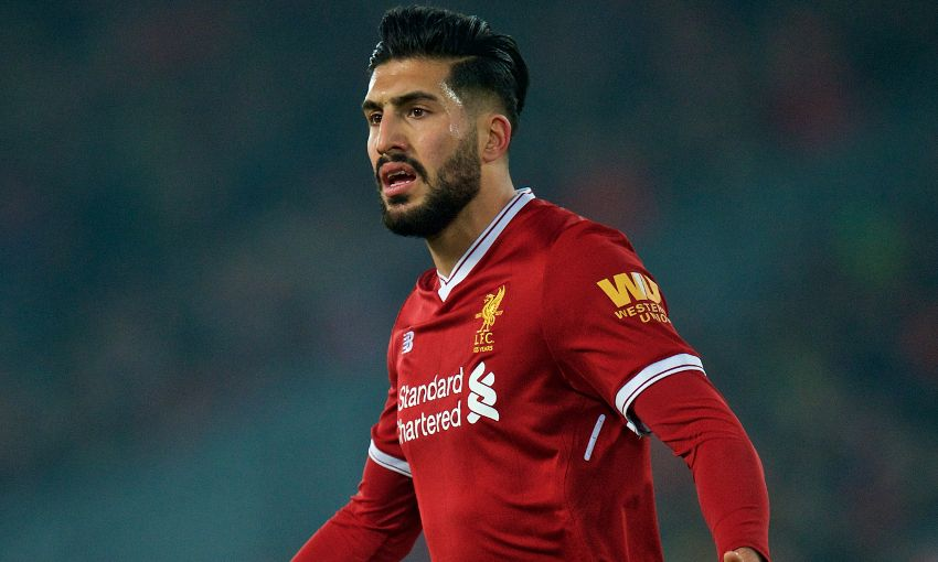 Emre Can Sets Sight on UEFA Champions League Glory