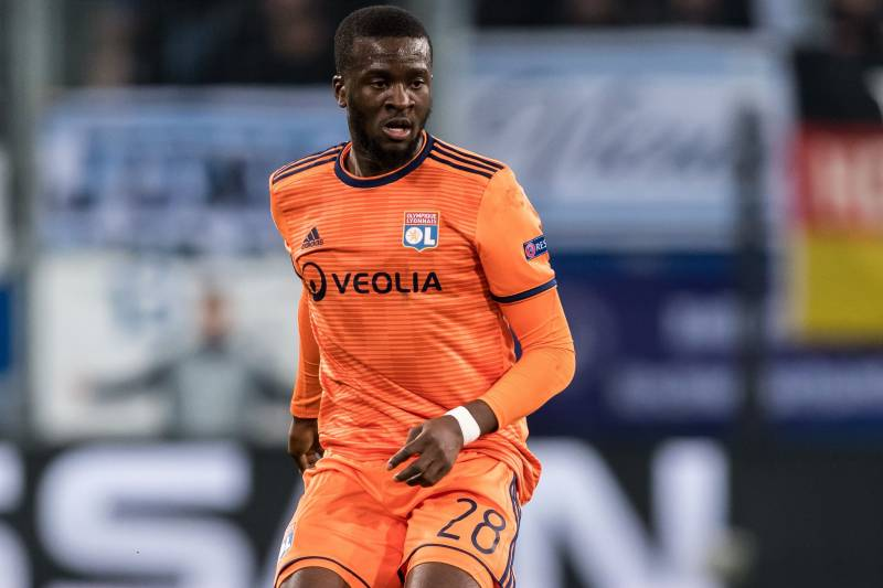 Tanguy NDombele Set for Juventus Move