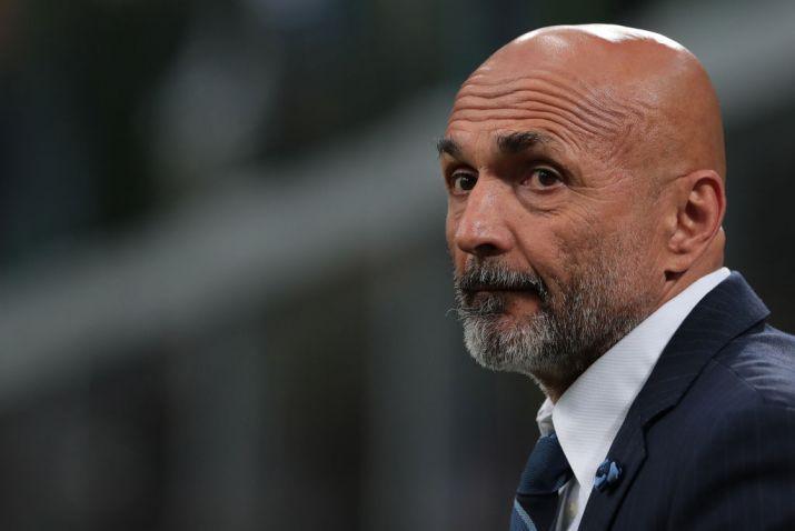 Internazionale Sack Luciano Spalletti