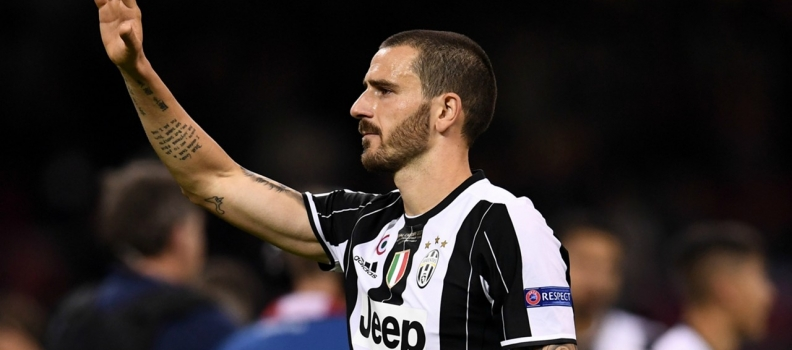 Juventus Turn Glare to England Sensation