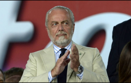 Napoli President Refutes Swap Deal Talk