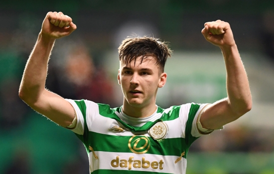 Napoli Set to Move for Celtic Left-Back Kieran Tierney?