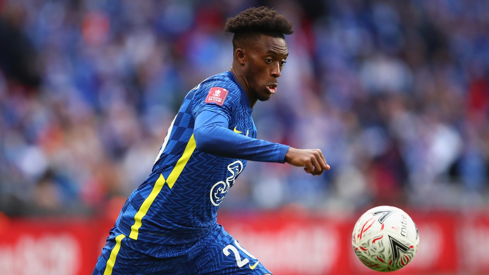 Chelsea trying to swap Callum Hudson-Odoi for France forward