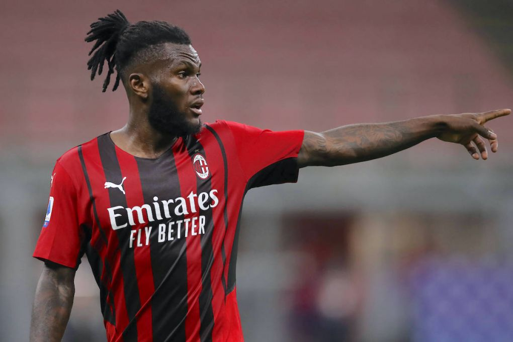 Franck Kessie set for AC Milan exit after contract stall