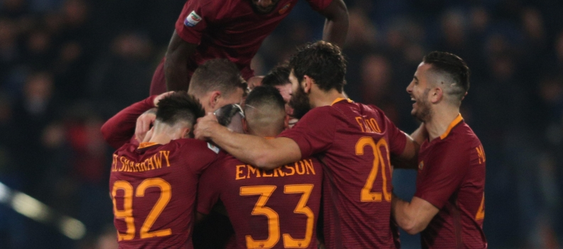 Roma Hit Second With Fiorentina Rout