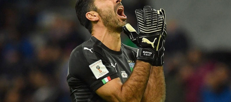 Gianluigi Buffon Apologies for Supporter Issues