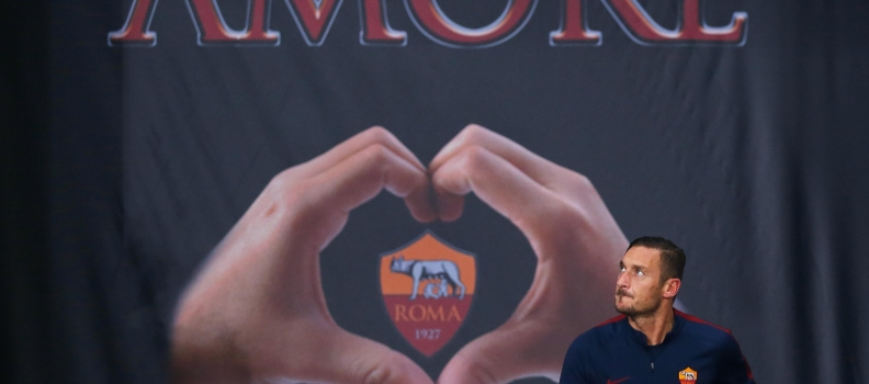 AS Roma – The King of the Capital!