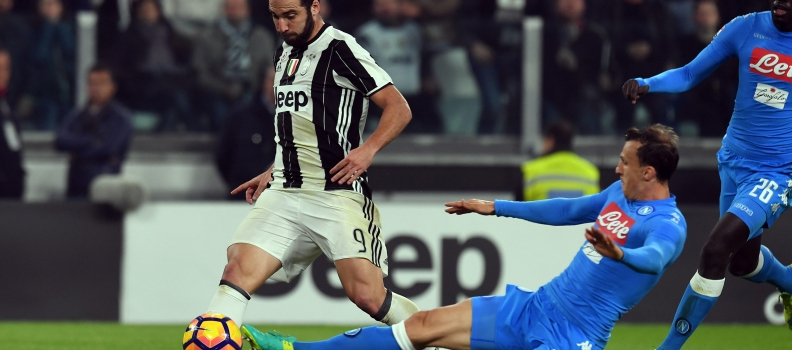 Higuain the hero as Juve expand their lead