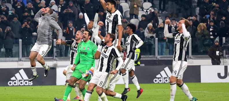 Juve take giant steps towards the title!