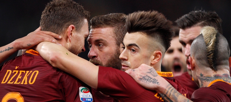 Are AS Roma The Best of the Rest?