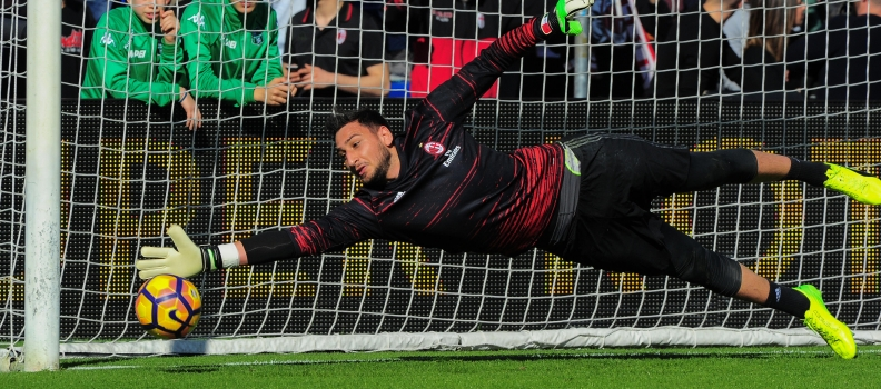 Donnarumma makes Milan's fans upset!
