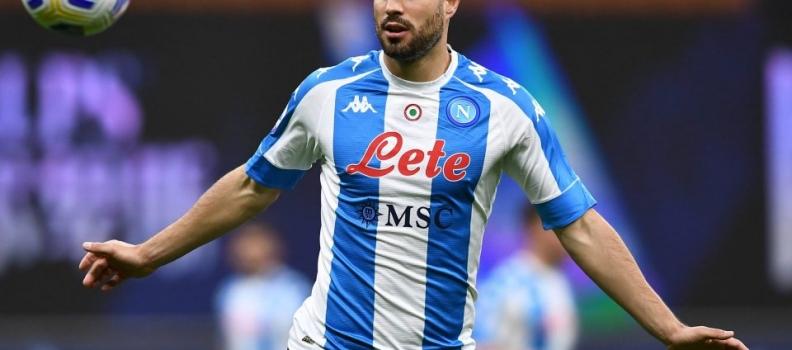Italian eyes fall on Napoli defender Nikola Maksimovic