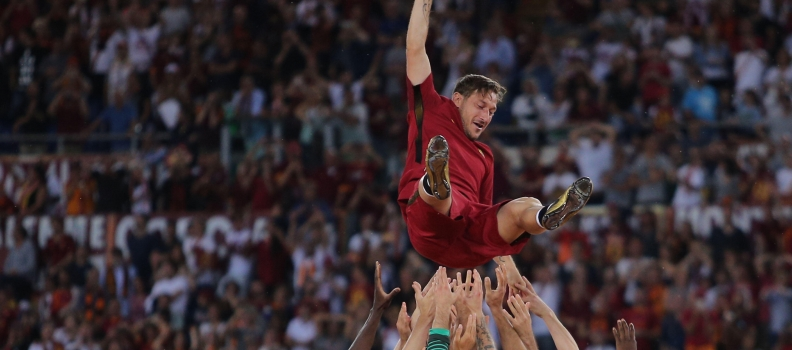 Totti says farewell as Crotone complete their great escape!