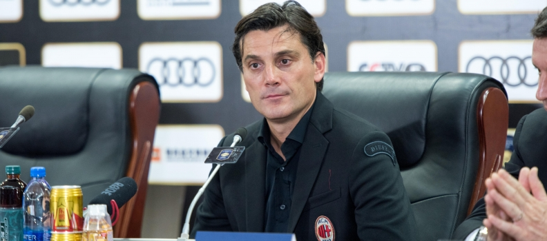Is Vincenzo Montella Out at Milan?