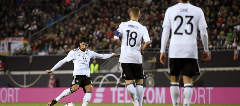 Emre Can Tempted by Turin?