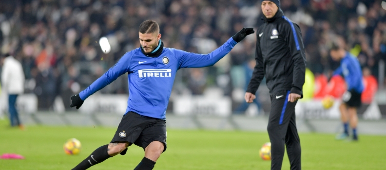 Icardi and Inter in Contract Standoff