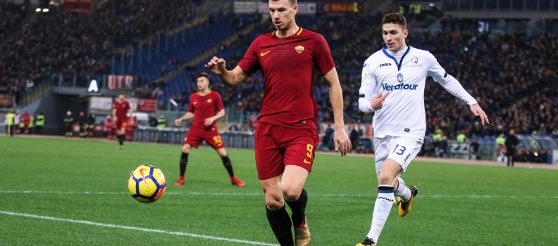 AS Roma Hold Firm on Dzeko Sale