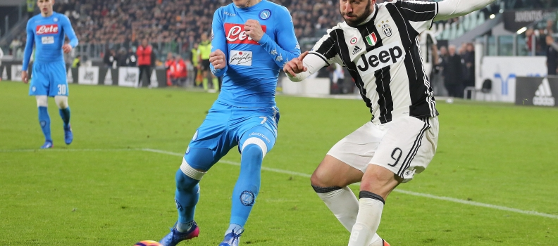 Napoli and Juventus – Last Chance Saloon?